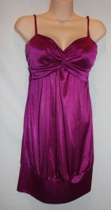 XXI purple dress