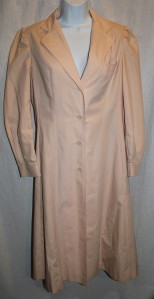 Situations Japanese Trench Coat