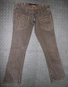 Sub-Mission vintage bondage pants