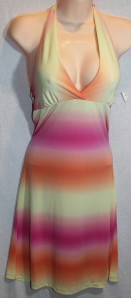 Rainbow Sherbet dress from the blue Age