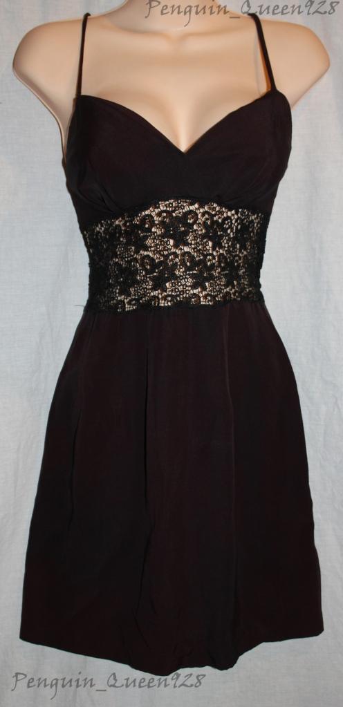 Vntg Crochet Dress