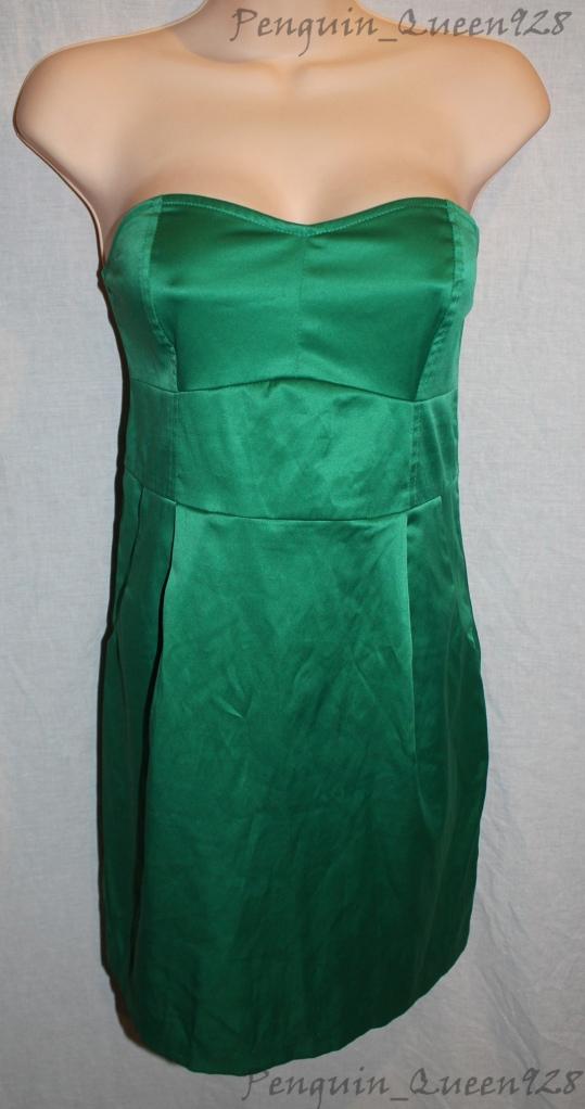 F21 Green Dress