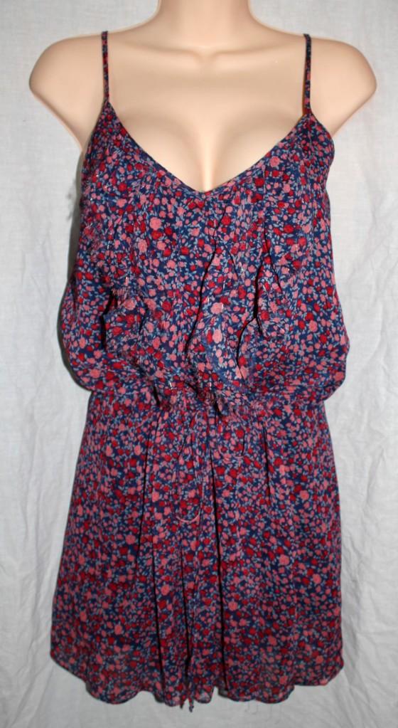 old navy chiffon dress