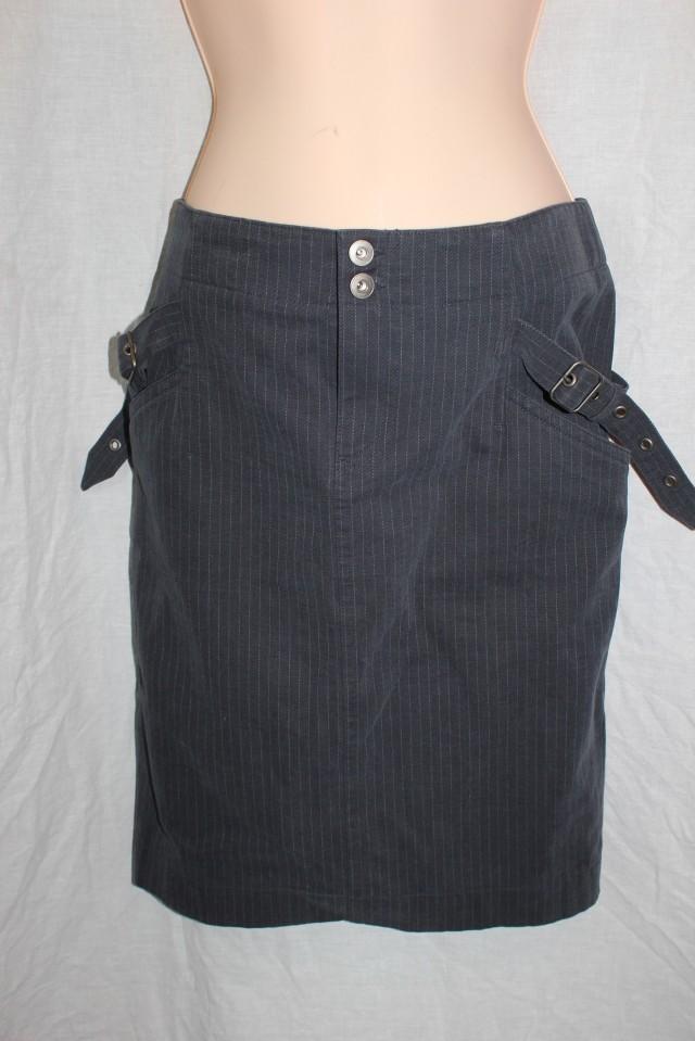 bondage pencil skirt