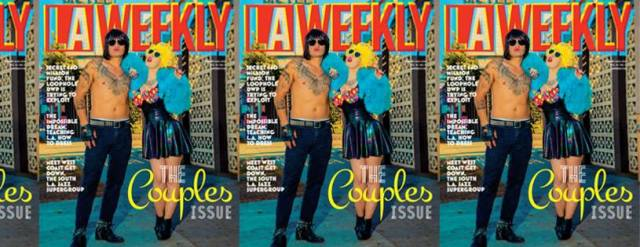 LA Weekly Couples Issue 2014